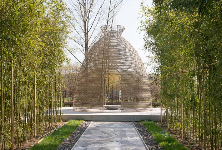Iga Chinesischer Garten Kmb Kreativ Metallbau Berlin Gmbh